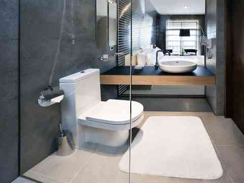 Bathroom Interior Design Switzerland Hotel