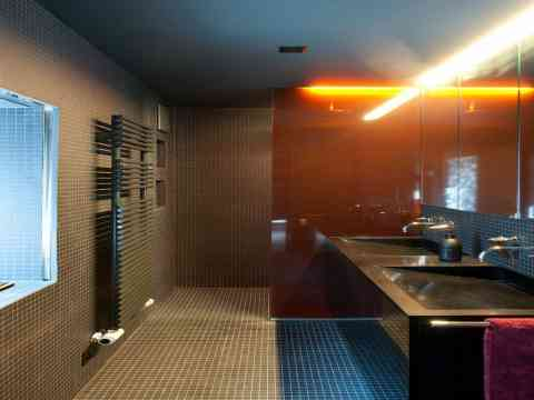 Bathroom Lighting Design Vetroz Switzerland