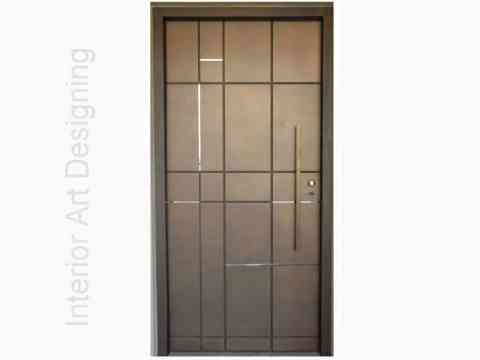 Beautiful Designing On Door