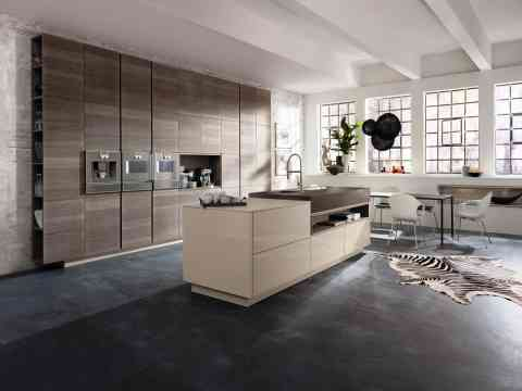 Beautiful Fitted Alno Kitchen Cabinet Design