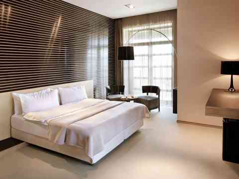 Bedroom Interior Design Switzerland Hotel
