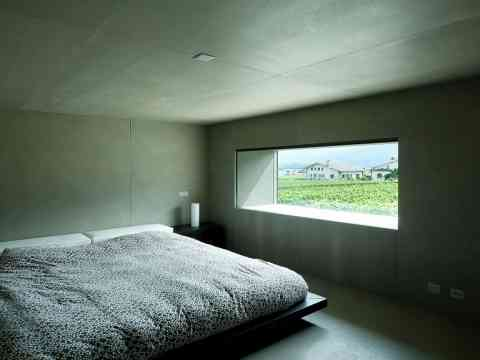 Bedroom Interior Design Vetroz Switzerland