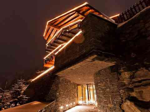 Chalet Zermatt Peak Six Star Luxury