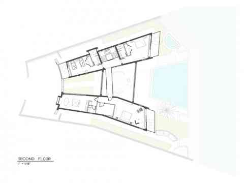 Home Plan Second Floor Bonaire Netherlands