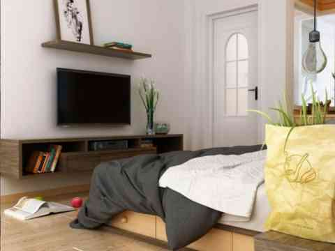 LCD Cabinet Design For Small Bedrooms