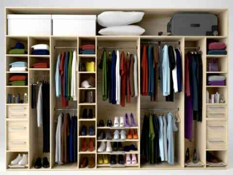 Lovely Wardrobe Design Idea
