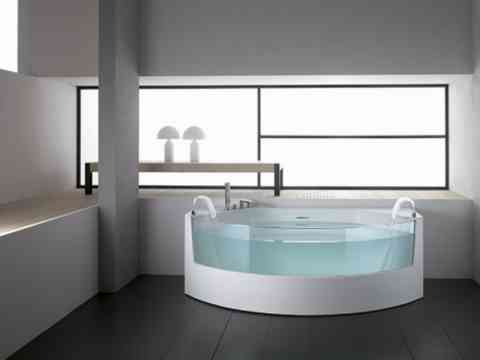 Modern Bathtub Design Ideas