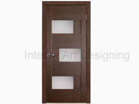 Outstanding Dark Polish Door Design