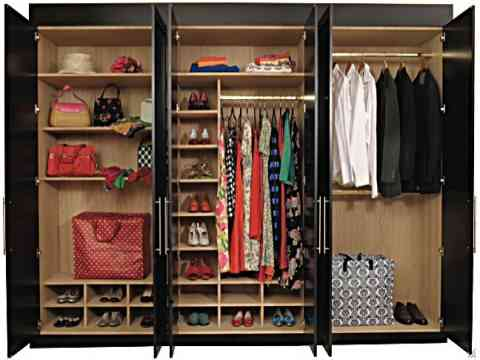 Outstanding Wardrobe Design Idea