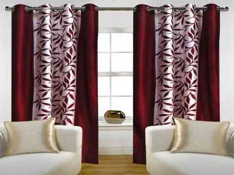Polyester Curtain Design