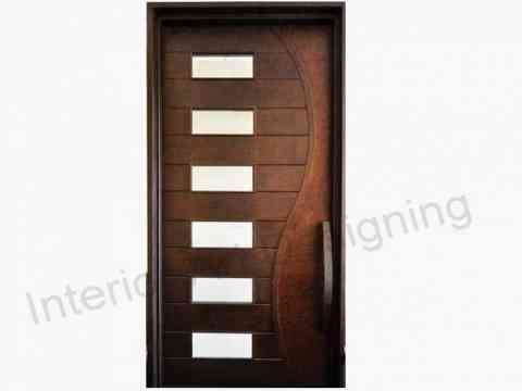 Routering S Shaped Door Design