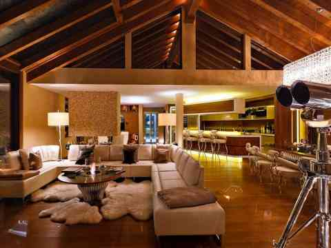 Six Star Luxury Chalet Zermatt Interior Design