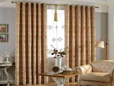 Traditional Curtains Design