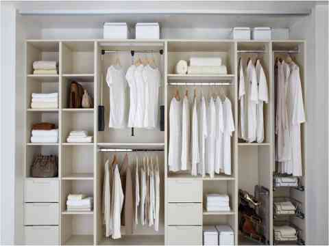 Useful Walk In Closet Design
