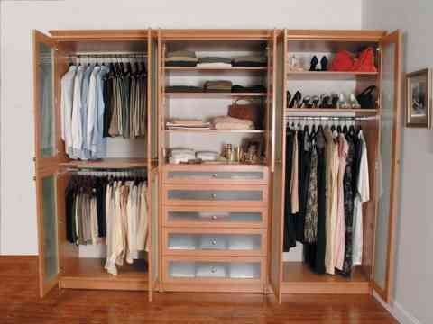 Walk In Closet Design Idea