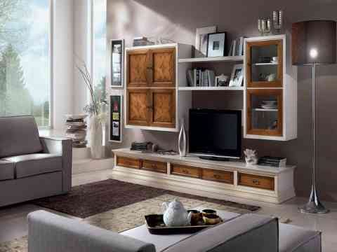 LCD Cabinet Designs For Living Room